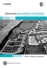 Advanced groundwater remediation: Active and passive technologies, 2002