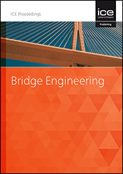 Proceedings of the Institution of Civil Engineers - Bridge Engineering