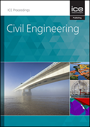 Proceedings of the Institution of Civil Engineers - Civil Engineering