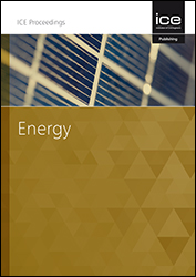 Proceedings of the Institution of Civil Engineers - Energy