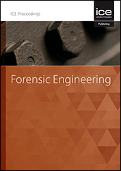 Proceedings of the Institution of Civil Engineers - Forensic Engineering