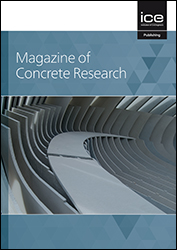 Magazine of Concrete Research