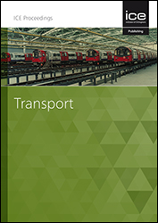 Proceedings of the Institution of Civil Engineers - Transport