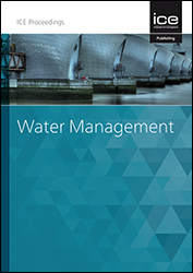 Proceedings of the Institution of Civil Engineers - Water Management